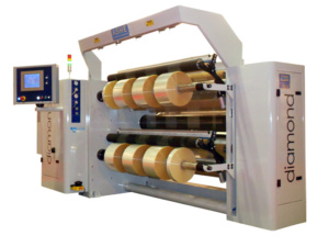 TCL Packaging slitter rewinder