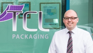 Changes at TCL packaging as Mark Clayton joins